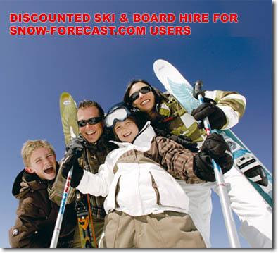 ski rental deals