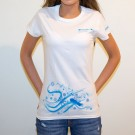 Ladies Snowflake Tee