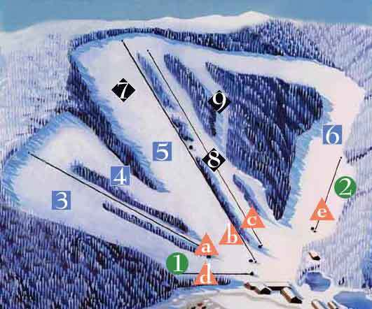 ski north carolina map with Appalachian Ski Mountain on PalArinsal additionally 11098 additionally Resort riding as well Panoramic Map Of Highlands Of Roan From TN besides Havelock.