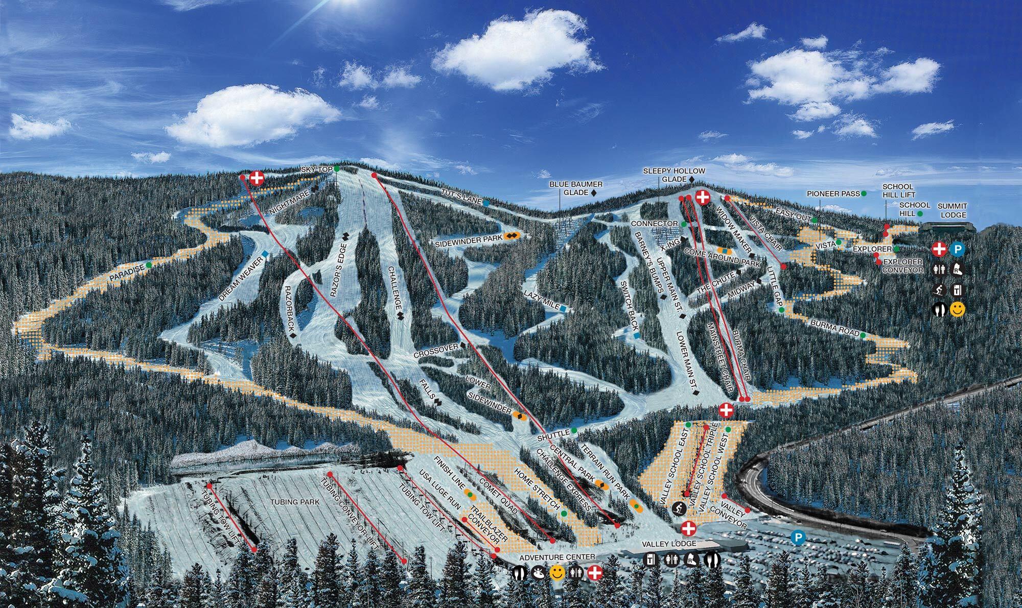 Blue Mountain Ski Resort 15