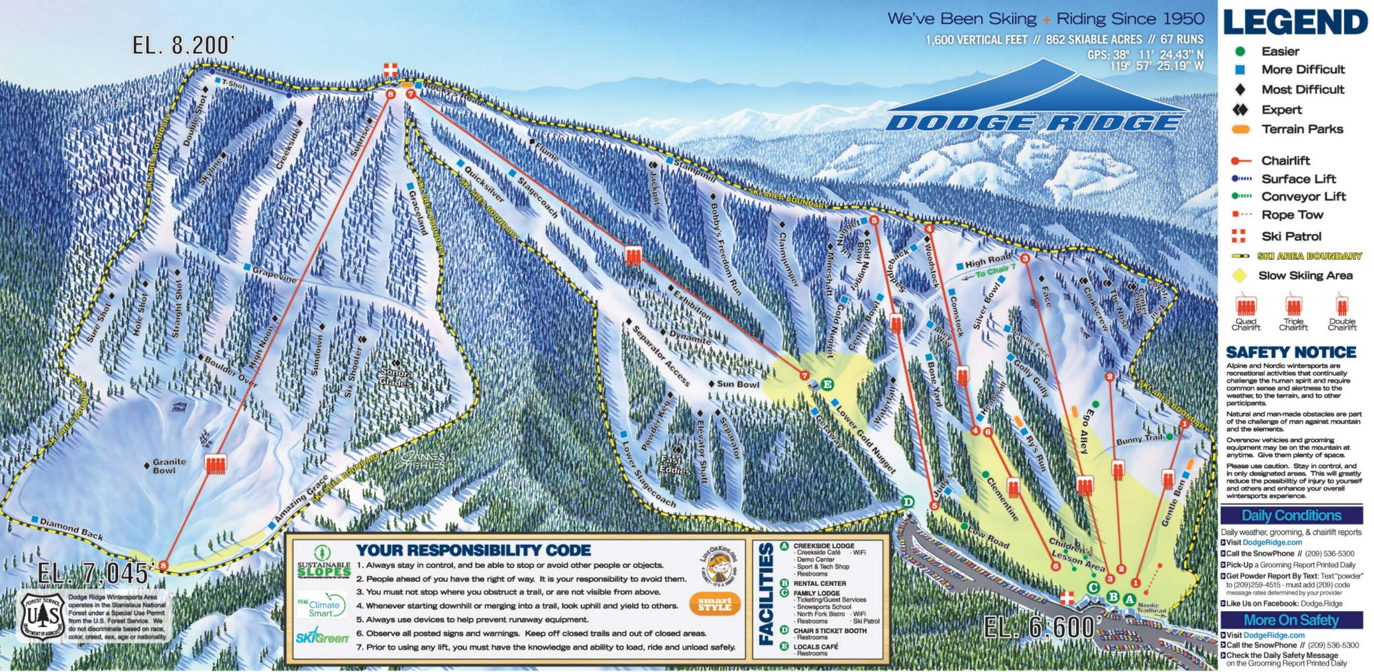 dodge ridge ski resort guide location map dodge ridge ski holiday acco. Cars Review. Best American Auto & Cars Review