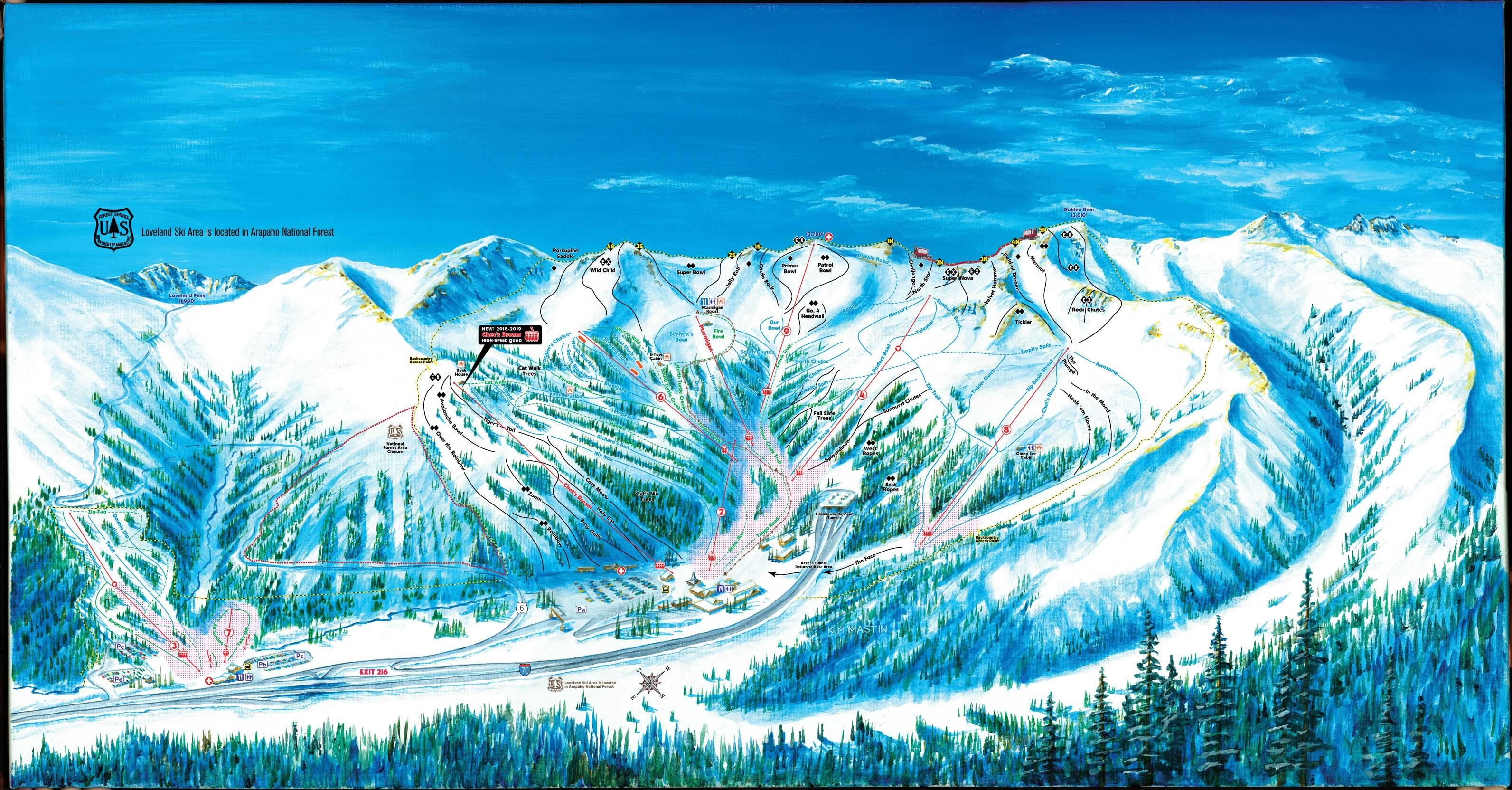 Hotels Close To Loveland Ski Area
