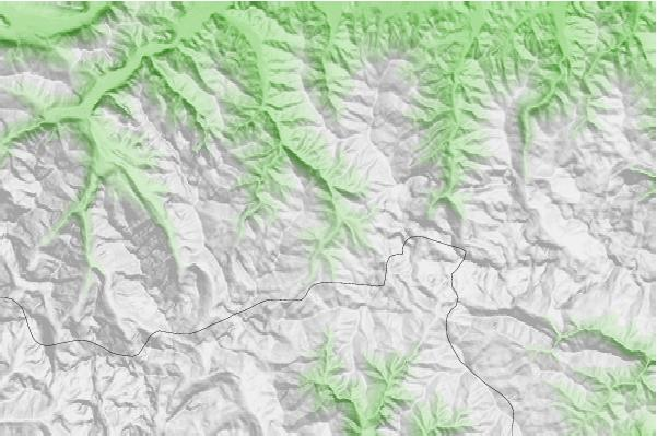 Limone Piemonte neighbourhood basemap