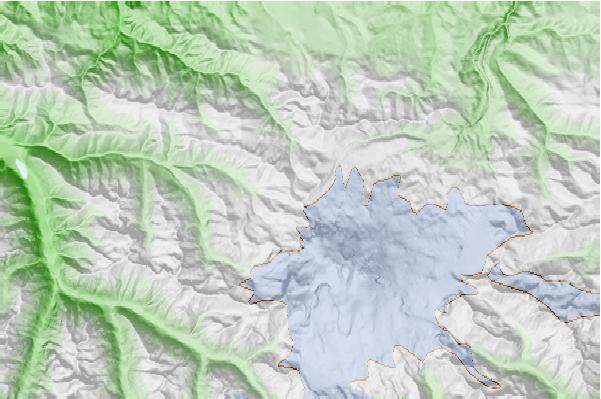 Mt Elbrus neighbourhood basemap