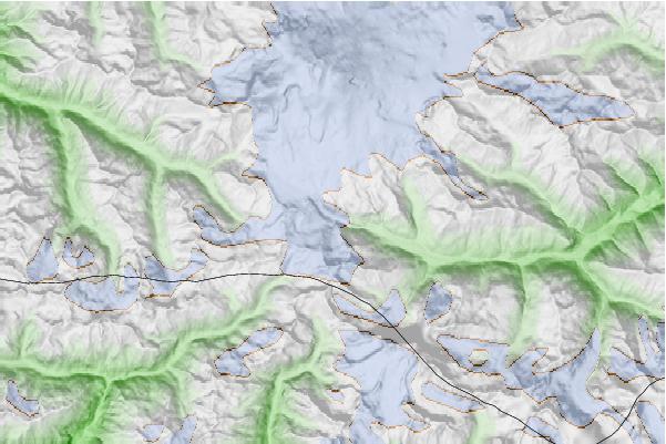 Mt Cheget Ski Resort Guide Location Map Amp Mt Cheget Ski