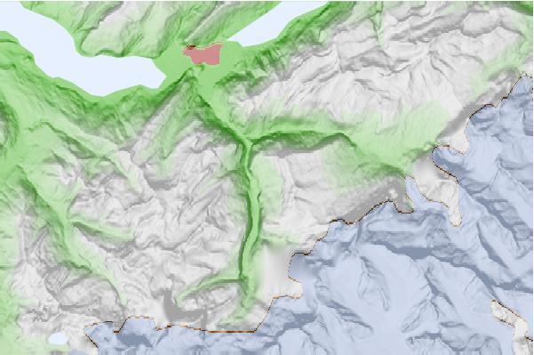 Wengen neighbourhood basemap