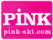 Pink ski womens ski collective