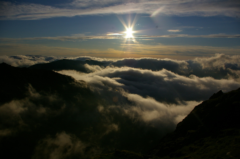 sky high!, Snowdon