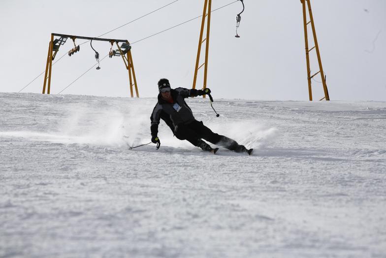 ahmad.zeraat pisheh, Pooladkaf Ski Resort