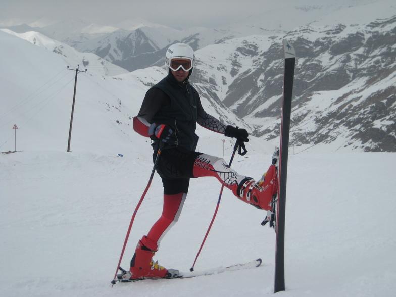 hamid.zeraat pisheh, Pooladkaf Ski Resort