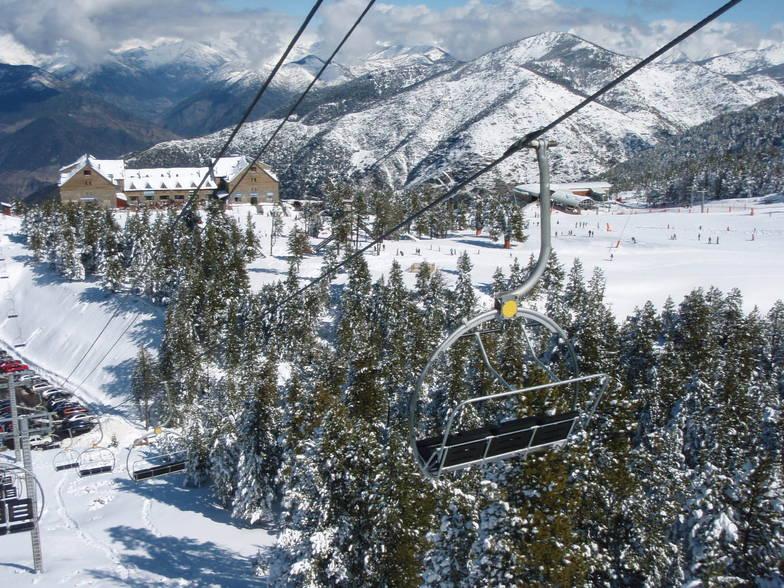 Esquí en Sort