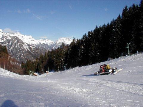 col d'Ornon upper resort, Col d' Ornon