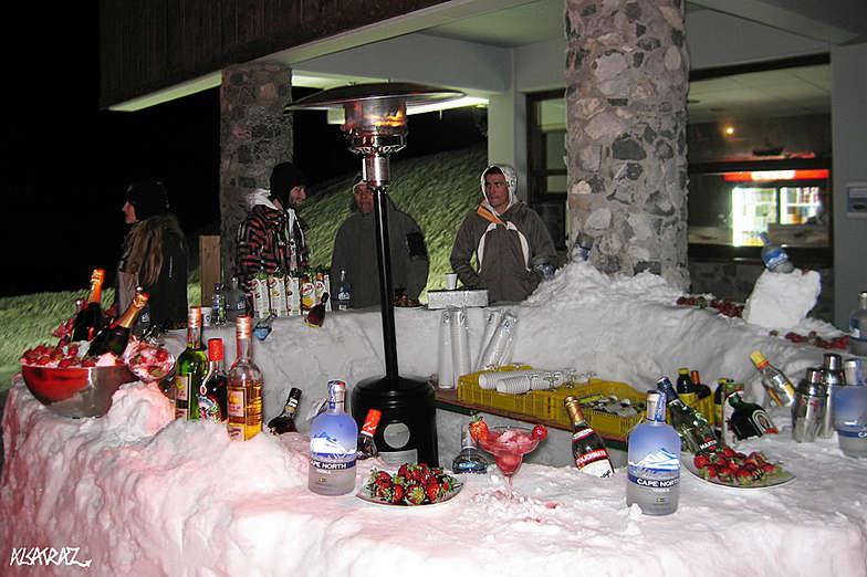 Wooloomooloo @ Vathia Lakka Night Party, Kalavryta Ski Resort