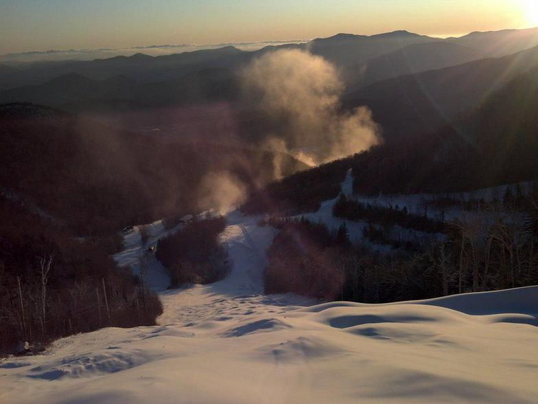 Victoria bumps, Whiteface Mountain (Lake Placid)