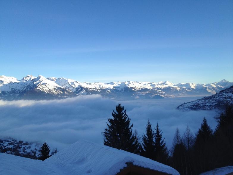 Sneeuwvoorspelling sneeuwberichten sneeuwcondities for Webcam haute nendaz