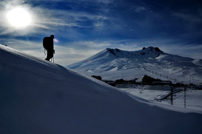 KOÇ DAGINDAN ERCİYES, Erciyes Ski Resort