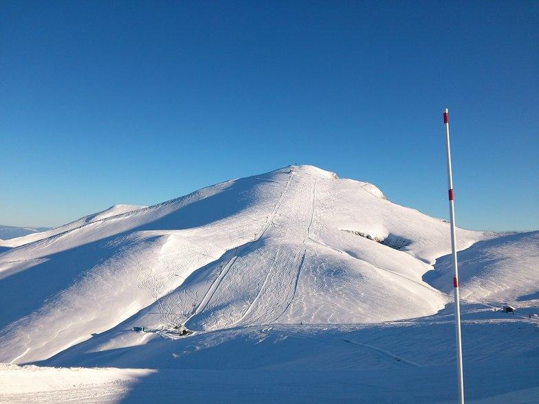 xionotripa lift, Falakro Ski Resort