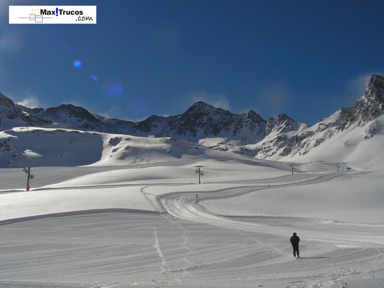 Arcalís Espectacular SnowFall, Vallnord-Arcalís