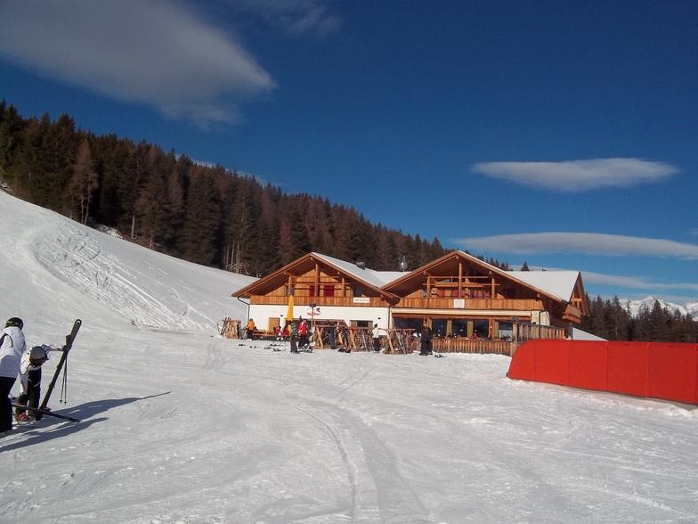 pistes chalet, San Vigilio Di Marebbe