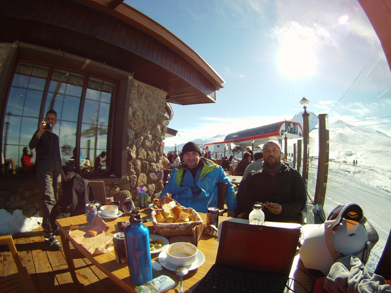 Lifos Restaurant Ahmet&Barış, Mt Erciyes