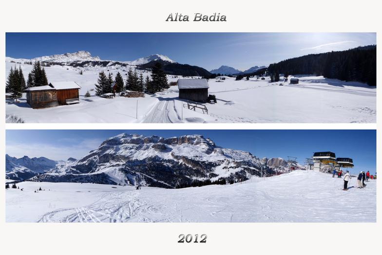 Alta Badia, Arabba