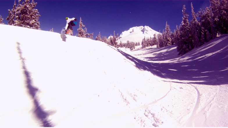 the drop, Timberline