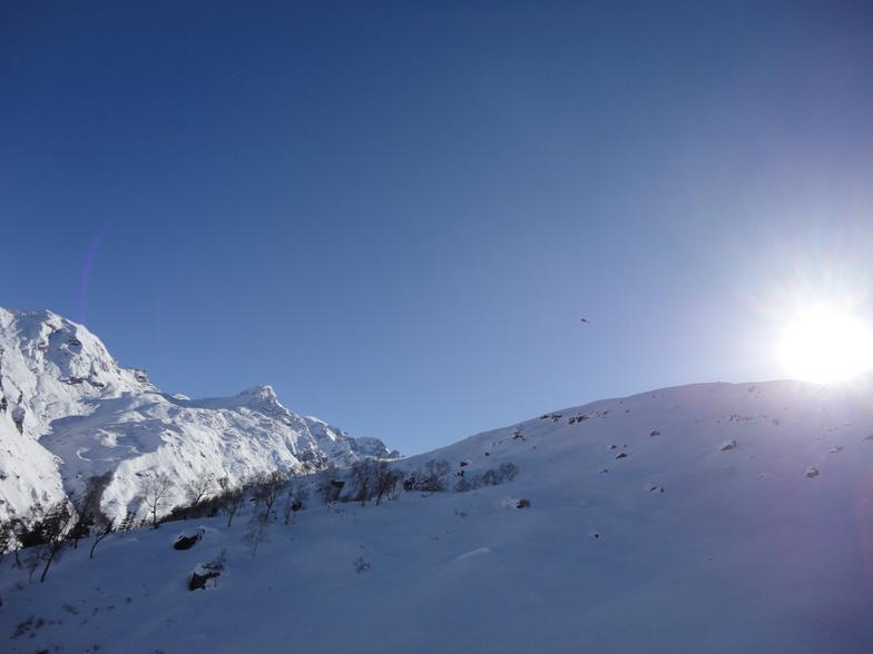 Manali (Himachal Heli-Ski)