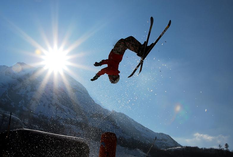 Jump AirBag, Gourette