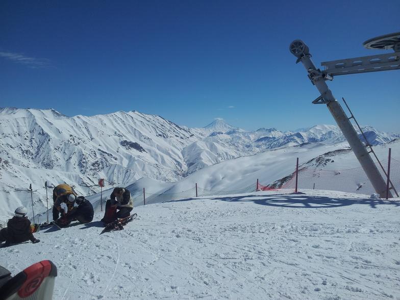 Mount Damavand, Dizin