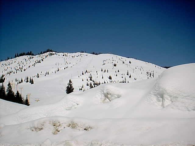 Hemlock Big Foot Run, Sasquatch Mountain Resort