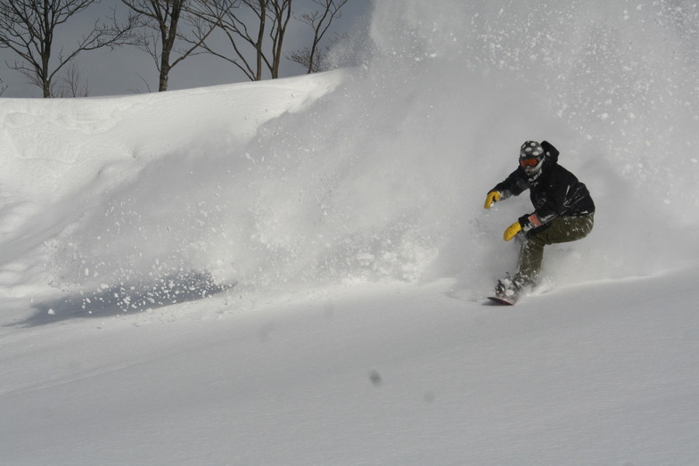 POWDER RUSH!11, Winghills Shirotori Resort