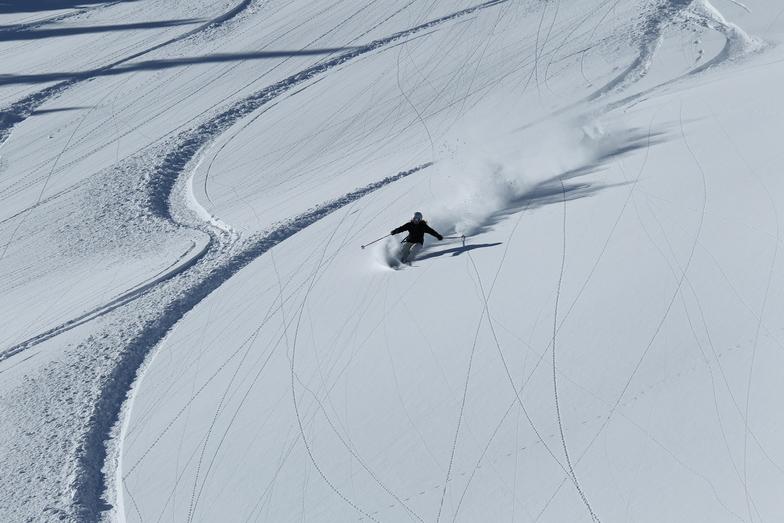 Heli skiing in Idaho, Jackson Hole