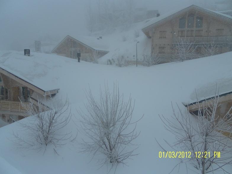 Le Montagnou, Mzaar Ski Resort