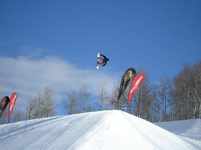 Big Air Fridays Bud Ligth, Snowmass