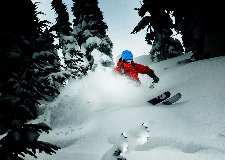 Powder Turn, Whistler