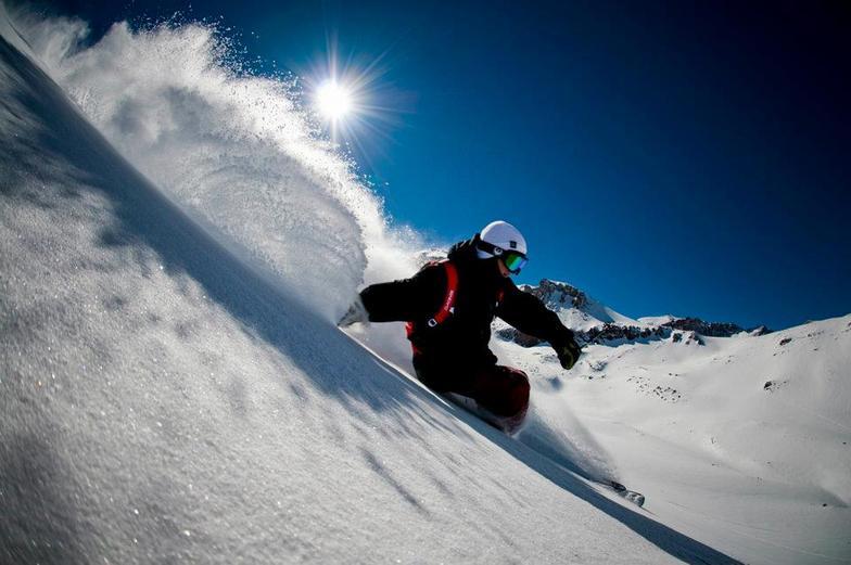 Team Dakine 2011, Valle Nevado