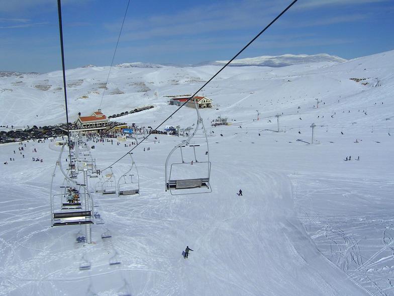 Farayaresort2-Lebanon, Mzaar Ski Resort