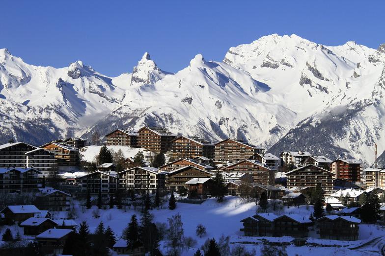 Tranfer to nendaz ski resort