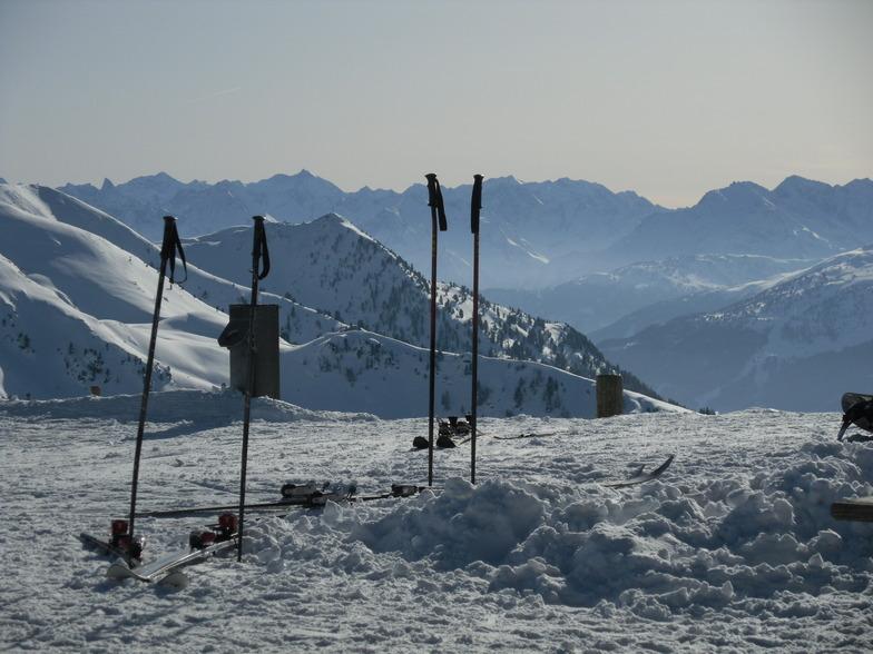 top of 2000, Alpbachtal