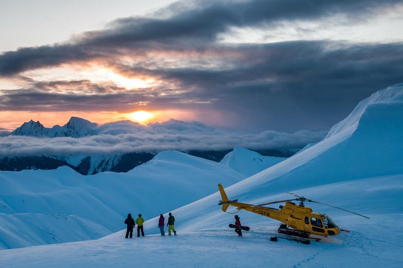 wintersport buiten Europa