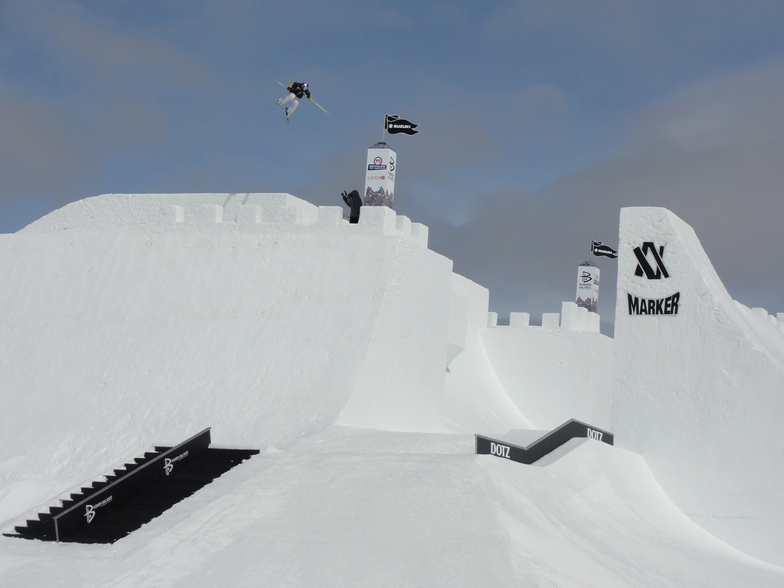 Nine Knights Competition 2012, Livigno