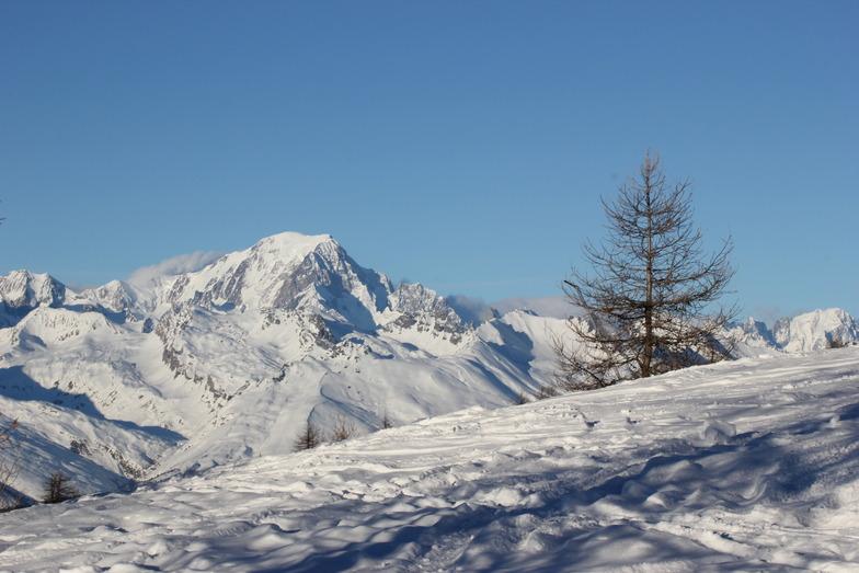 Mont Blanc, Peisey/Vallandry