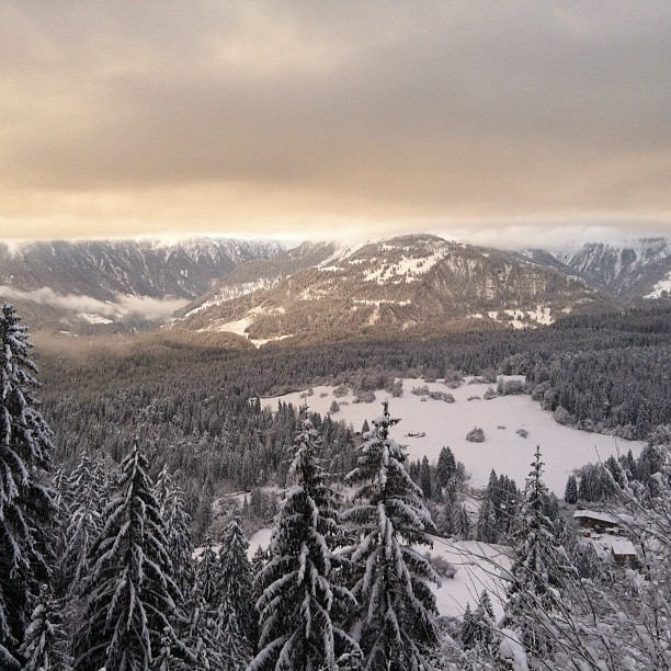 Magic WinterWonderland, Flims Laax Falera