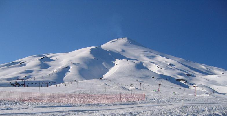 Villarica Volcano, Villarrica-Pucon