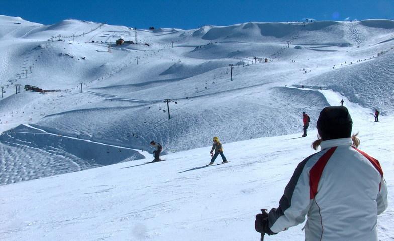 Pron stico de nieve reportes de nieve condiciones de nieve for Fuera de pista cerro catedral