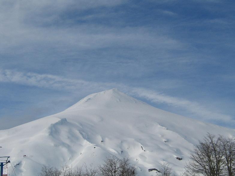 villarica volcano, chile, Villarrica-Pucon