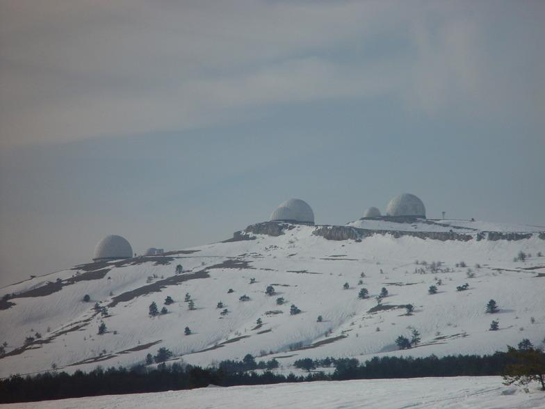 Ay-Petri. Bedene-Kir Mountain