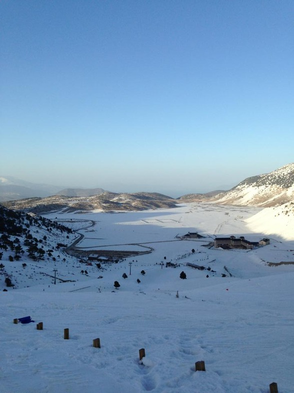 davras kayak merkezi, Davraz