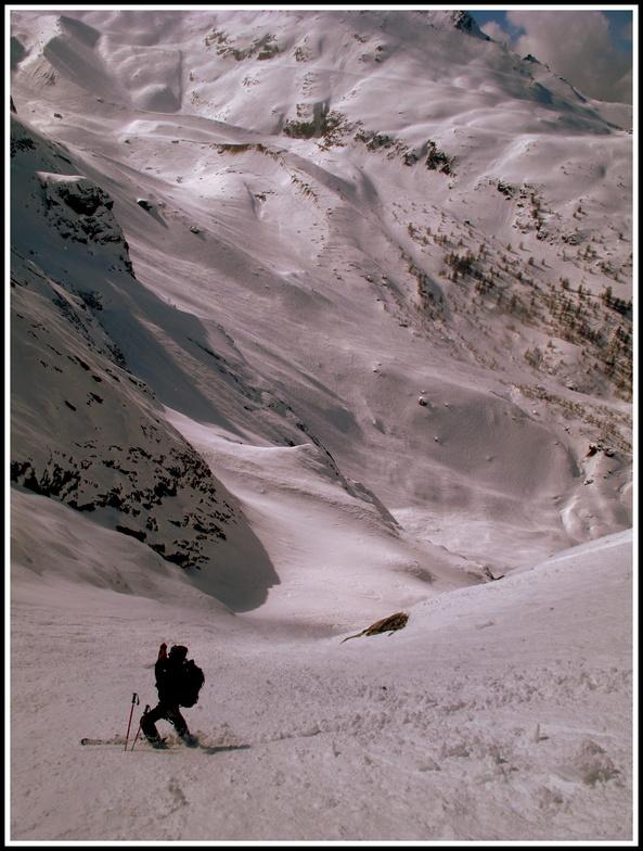 glacier de la meije, La Grave-La Meije