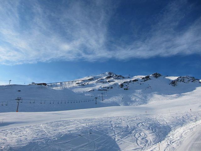 Main slope, Axamer Lizum